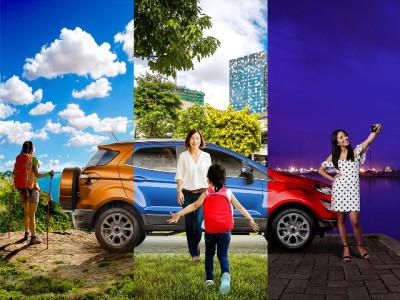 Lý giải nguyên nhân Ford Ecosport là chiếc xe phù hợp cho mọi cung đường di chuyển