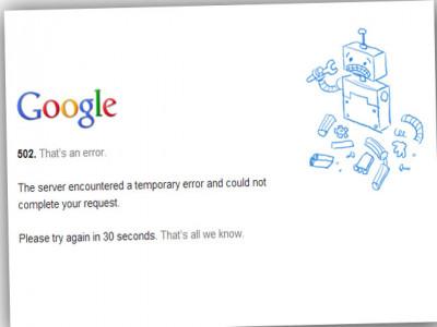 Google xin lỗi vì sự cố Gmail toàn cầu
