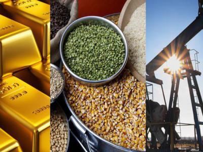 Thị trường ngày 15/3: Giá thép và cao su giảm, vàng lại xuống dưới 1.300 USD/ounce