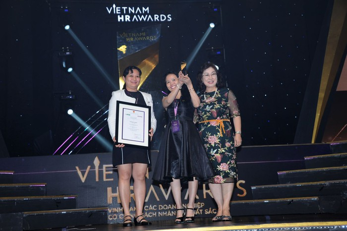 Nestlé Việt Nam lọt Top 100 nơi làm việc tốt nhất Việt Nam