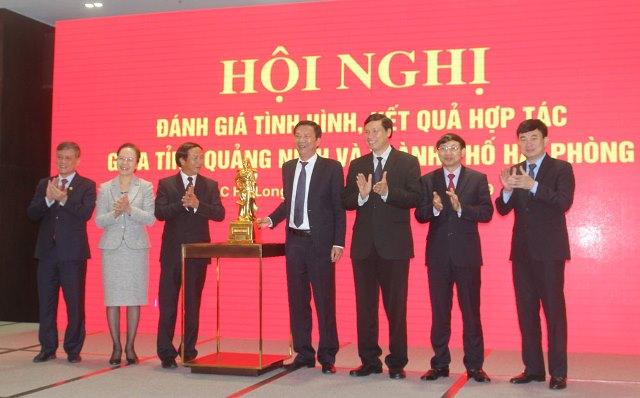 Hải Phòng – Quảng Ninh nối cầu kinh tế, hợp tác phát triển