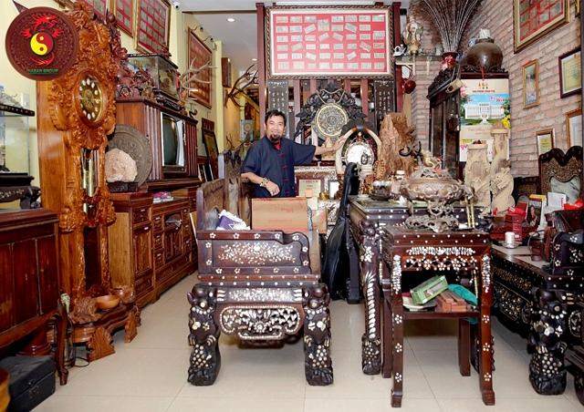 Doanh nhân Nguyễn Hoàng Sang: Biết sử dụng tiềm năng con người, doanh nghiệp sẽ phát triển