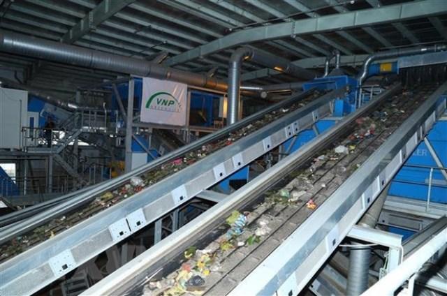 Hải Dương: Triệt để xử lý ô nhiễm môi trường với dự án nhà máy xử lý rác thải tại Cẩm Giàng