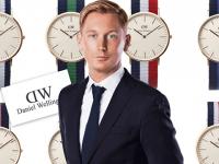 Chiến lược marketing của đồng hồ Daniel Wellington