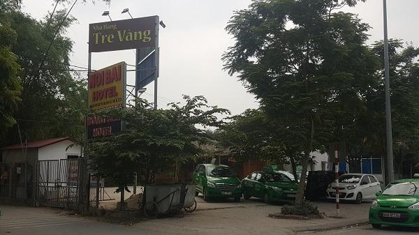 Sóc Sơn (Hà Nội): Được thuê 3.600m2 đất, xây dựng 15 công trình trái phép?