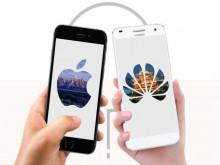 Smartphone cao cấp Trung Quốc thách thức Samsung, Apple