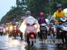 Dự báo thời tiết 2/4: Bắc Bộ và Bắc Trung Bộ có mưa, trời lạnh về đêm và sáng