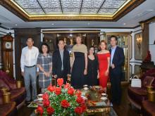 Maxcos dự event quốc tế và ký kết trực tiếp với đối tác chiến lược Hàn Quốc
