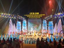 Hải Phòng: Hoành tráng đêm hội kỷ niệm 60 năm ngày Bác Hồ về thăm Làng cá và khai mạc du lịch Cát Bà