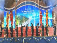 Phó Thủ tướng phát lệnh khởi công dự án đường cao tốc Vân Đồn – Móng Cái