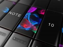 Dòng Galaxy Note sắp có thêm thành viên Galaxy Note 10 Pro