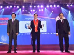 VNI 2 năm liền nhận Thương hiệu mạnh Việt Nam