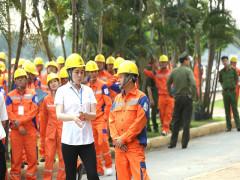 EVNNPC: Diễn tập về công tác PCTT và tìm kiếm cứu nạn năm 2019 ở khu vực Đồng bằng ven biển