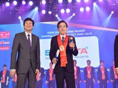"""SAVISTA: Lần thứ ba liên tiếp được vinh danh  """"Thương hiệu mạnh Việt Nam 2018"""""""