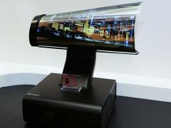LG có thể ra smartphone màn hình cuộn