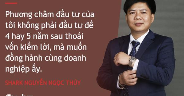"""Đây là vị """"cá mập vàng"""" của Shark Tank Việt Nam: Cam kết 9 thì đã giải ngân 8 thương vụ"""