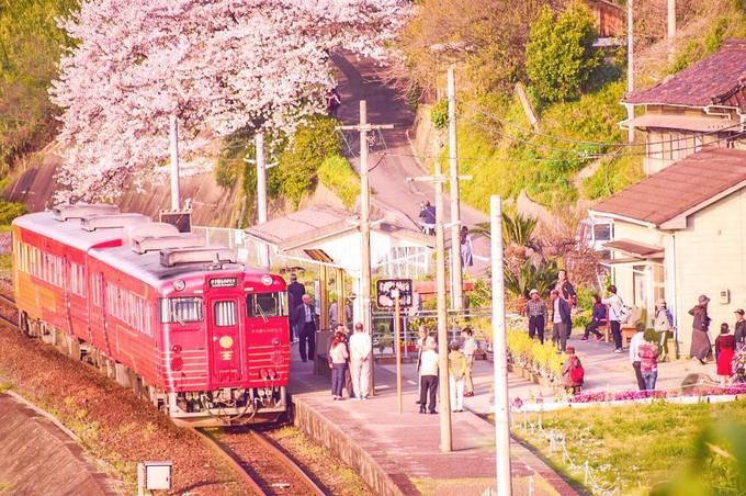 'Nhà ga cô độc' nổi tiếng ở Nhật Bản