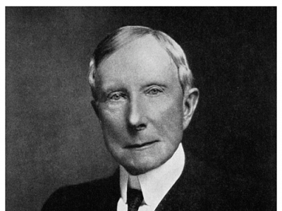 Bí quyết thành công của tỷ phú dầu lửa Rockefeller