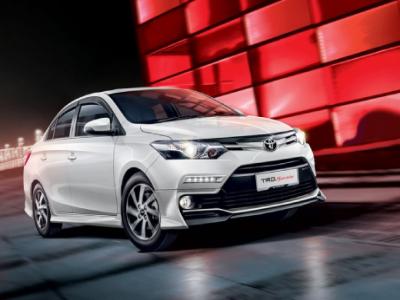 Top 10 ôtô bán chạy tháng 3: Toyota Vios trở lại vị trí dẫn đầu
