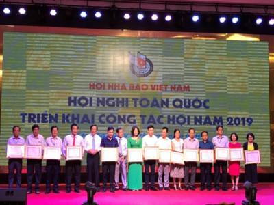 """Hội nhà báo Việt Nam tiếp tục phát huy vai trò """"ngôi nhà chung"""" của người làm báo"""