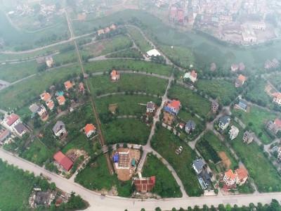 Toàn cảnh khu đô thị 2.000 ha bỏ hoang ở Hà Nội, vừa bị Thủ tướng yêu cầu xử lý