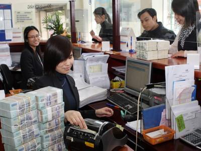 Ngân hàng dè dặt đặt mục tiêu lợi nhuận
