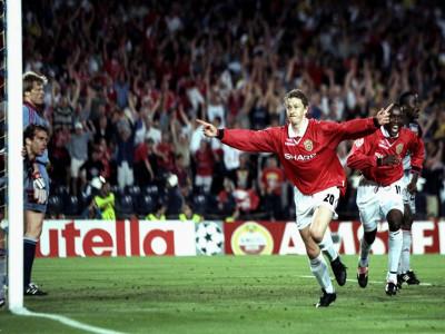 MU đấu Barca: Solskjaer và tinh thần Barcelona 1999