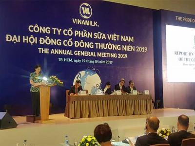 Vinamilk khẳng định vị thế dẫn đầu thị trường sữa Việt Nam