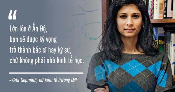 Chuyện chưa kể về người phụ nữ đầu tiên giữ chức kinh tế trưởng của IMF