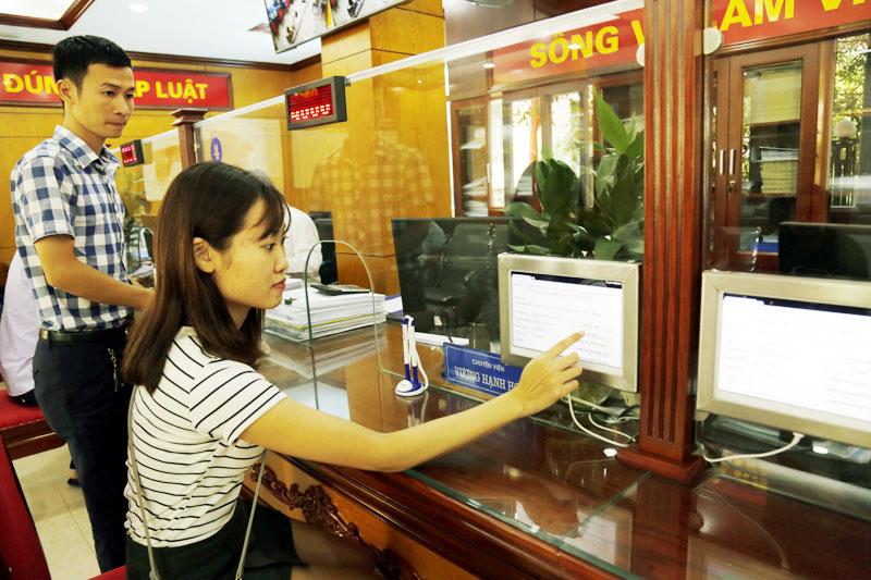 Hà Nội quyết tâm xây dựng chính quyền điện tử
