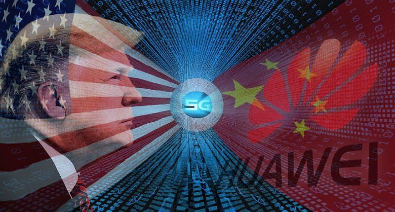 Mỹ chẳng có chiến lược gì để đối đầu với Trung Quốc trong cuộc đua 5G?