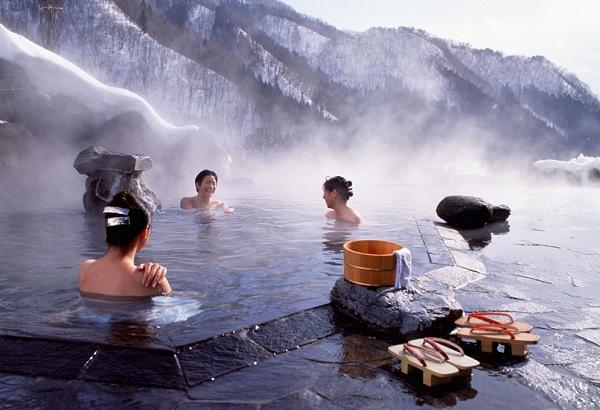 Tắm 'Onsen' kiểu Nhật: Ngành kinh doanh tỷ USD đang thịnh hành tại châu Á
