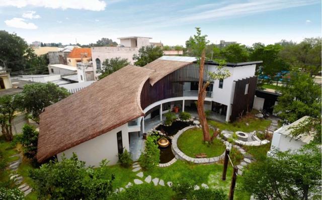 Những kiểu biệt thự vườn tiết kiệm năng lượng