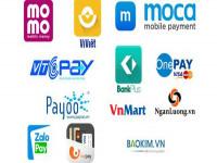 Siết hạn mức ví điện tử: Thiệt cho thanh toán không dùng tiền mặt
