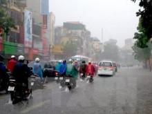 Dự báo thời tiết ngày 2/5: Bắc Bộ và Bắc Trung Bộ có mưa rào và dông