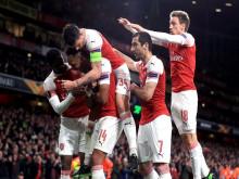 Kết quả Europa League: Arsenal thắng ngược, Chelsea giành lợi thế