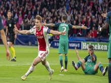 Ngược dòng nghẹt thở hạ Ajax, Tottenham vào chung kết Cúp C1