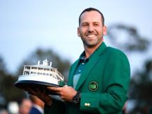 Sergio García: Thành công không phải chỉ là chiến thắng
