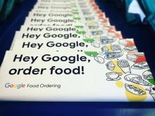 Google nhảy vào thị trường đặt mua thức ăn trực tuyến