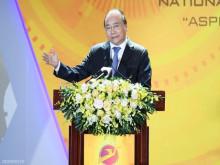 Thủ tướng nêu sứ mệnh lịch sử của doanh nghiệp công nghệ Việt Nam