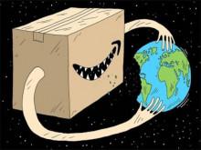 """Quy mô khổng lồ đang trở thành """"vấn đề"""" của Amazon"""