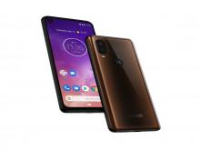 Motorola ra smartphone kiểu dáng lai iPhone, Galaxy S10