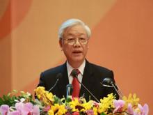 Cuối tháng 5, Chủ tịch nước Nguyễn Phú Trọng trình Quốc hội phê chuẩn gia nhập Công ước 98