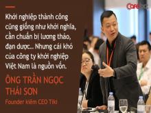 Các chuyên gia hiến kế cho khởi nghiệp ở Việt Nam: Nên có khái niệm