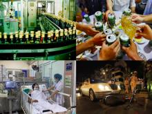 Không thể vừa thúc đẩy sản xuất rượu bia, vừa bảo vệ được sức khỏe người dân