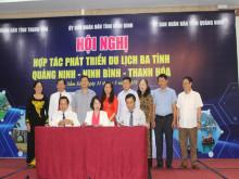 Hợp tác phát triển du lịch 3 tỉnh Thanh Hóa - Ninh Bình - Quảng Ninh