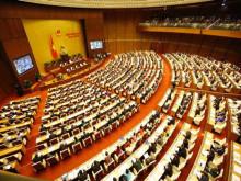 Khai mạc kỳ họp thứ 7 Quốc hội khoá XIV