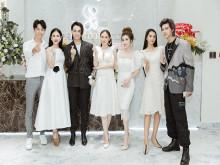 Sao Việt dự khai trương thẩm mỹ viện Sophie International