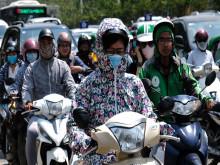 Dự báo thời tiết hôm nay 25.5.2019: Nắng nóng lan rộng, UV nguy hại cao