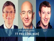 Hé lộ những thói quen khác người của các tỷ phú công nghệ tại Thung lũng Silicon